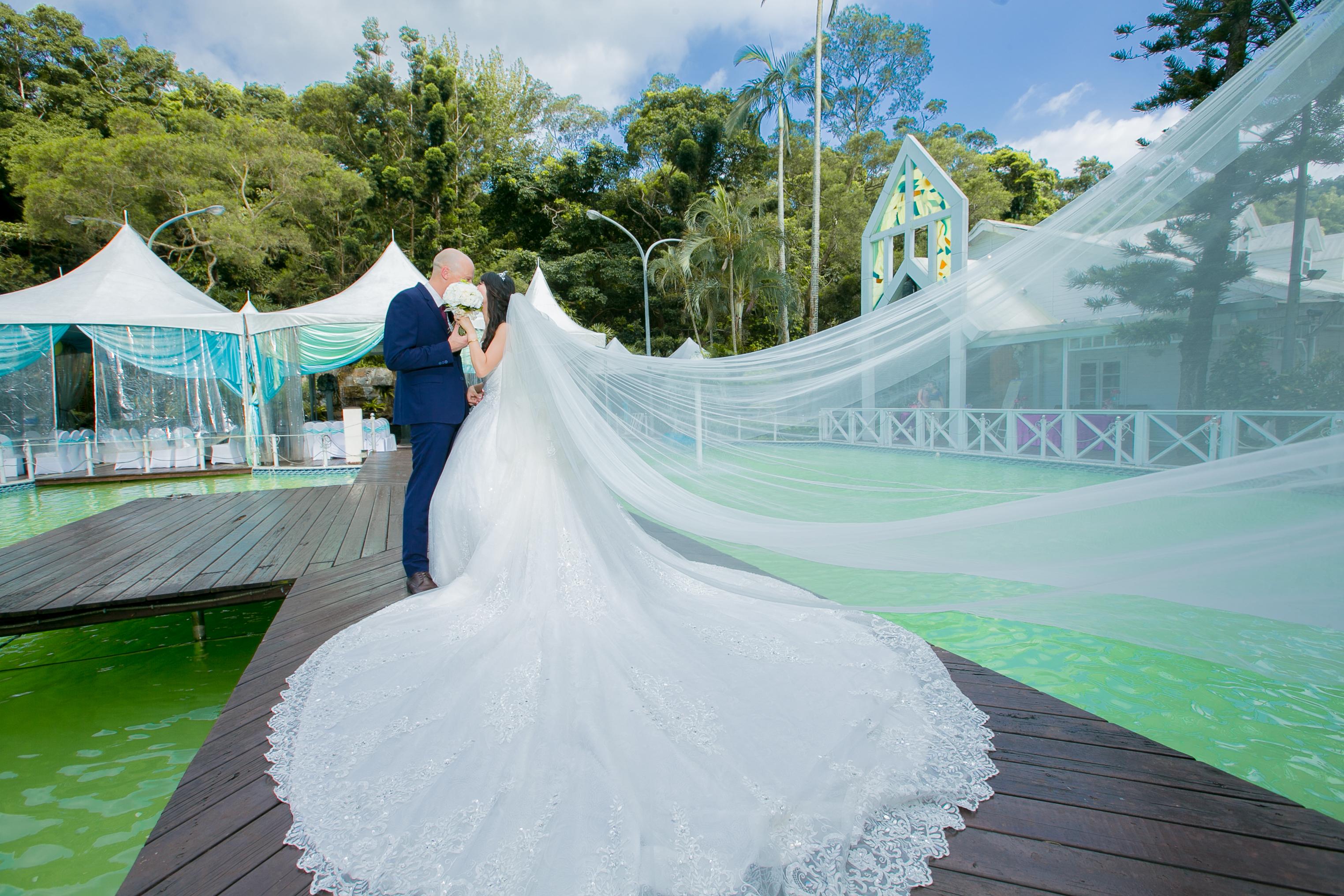 婚禮記錄與類婚紗拍攝