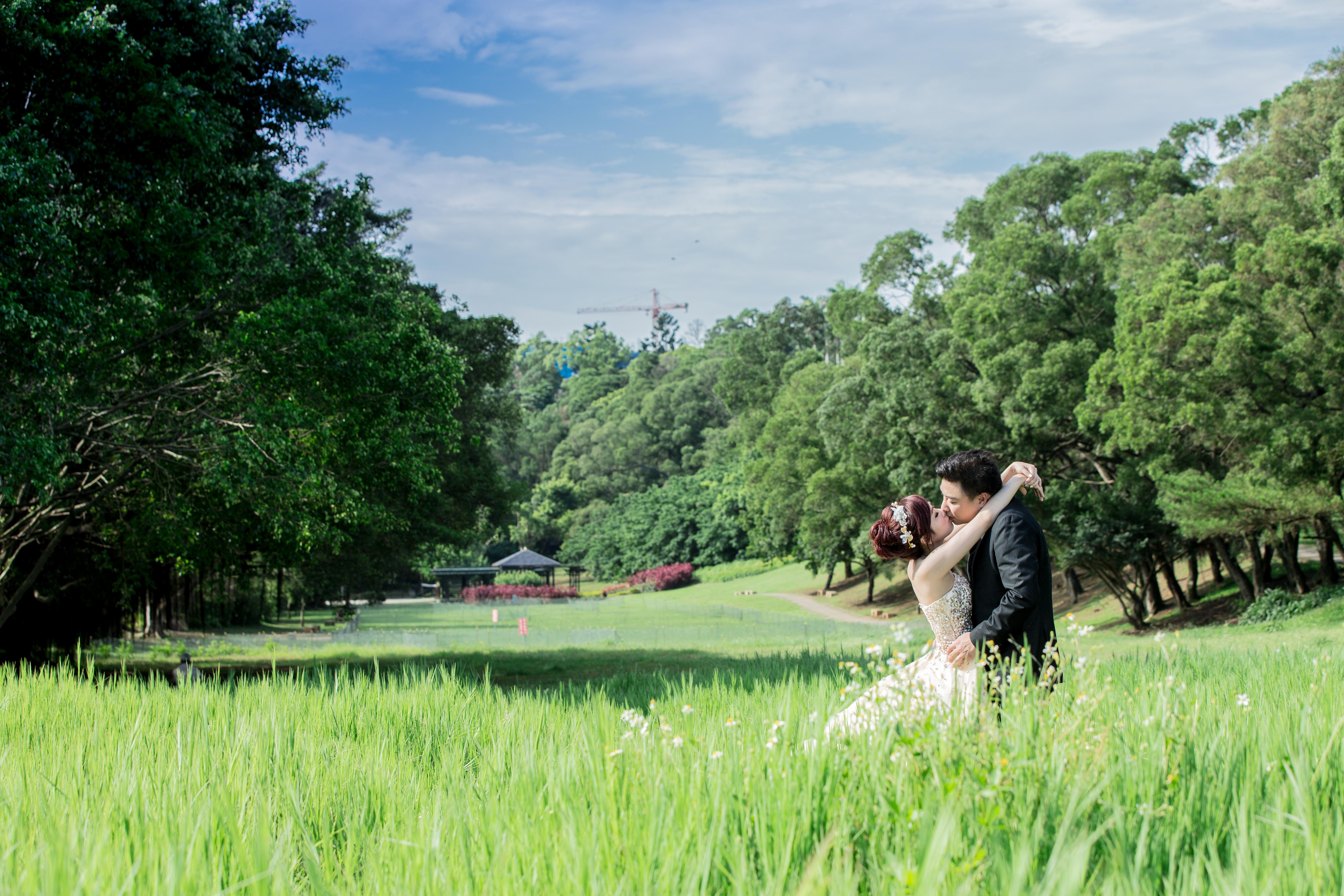 自助婚纱摄影