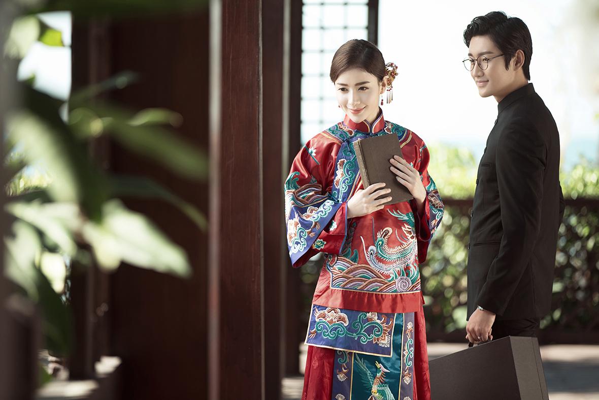 台北婚攝Hawk推薦-蘇州婚紗攝影工作室